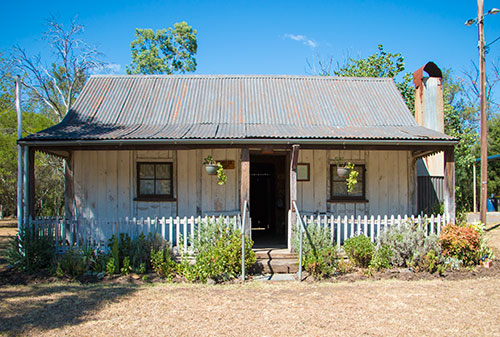 Pioneer Cottage, Murrurundi