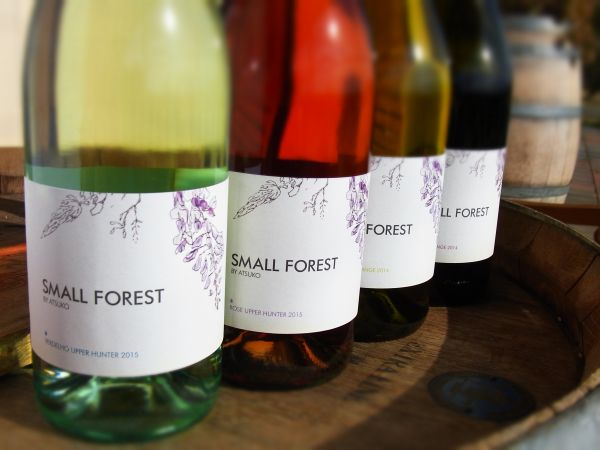 Small Forest Winery