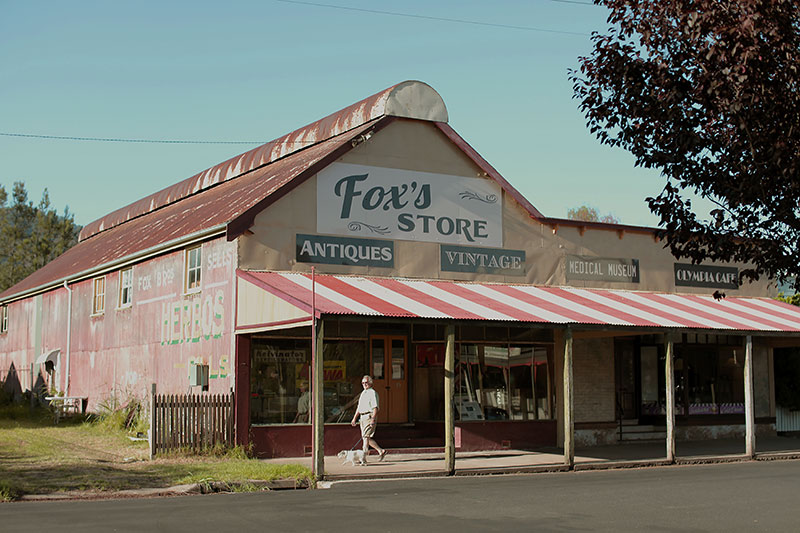 Fox's Store, Murrurundi